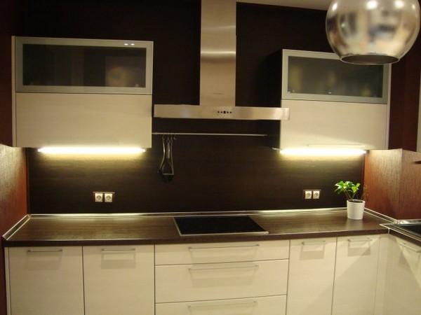 фальш-панель для кухни фото