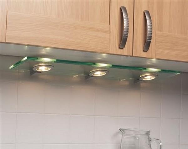 подсветка на кухню под шкафы своими руками фото