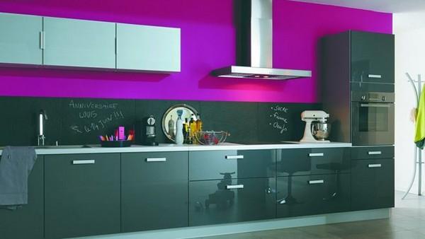 какой краской покрасить стены на кухне фото
