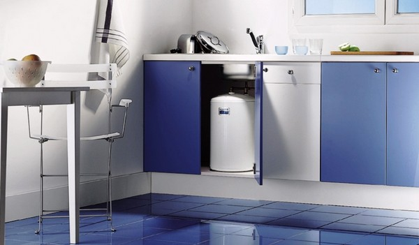 водонагреватель под мойку фото