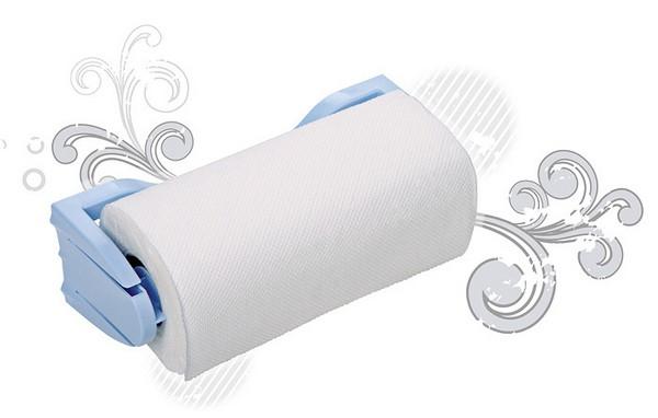 пластиковый держатель для бумажных полотенец фото
