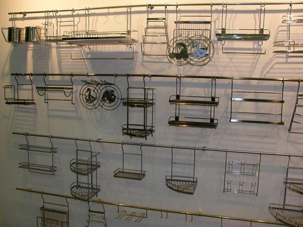 рейлинги для кухонной мебели фото