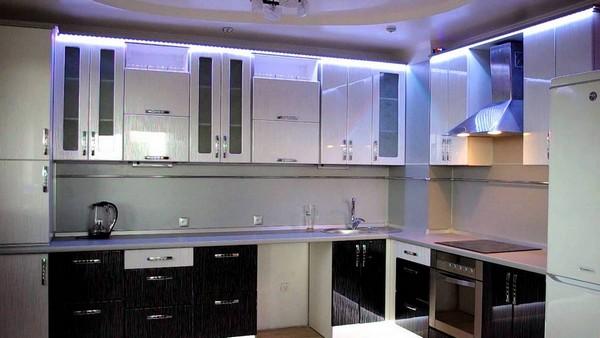 настенные светильники для кухни фото