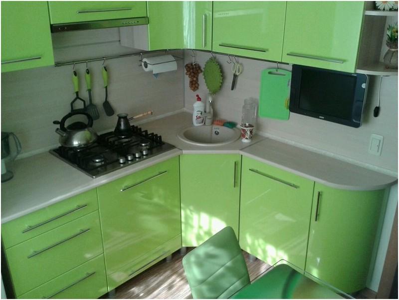 Ремонт на маленькой кухне хрущевка фото идеи