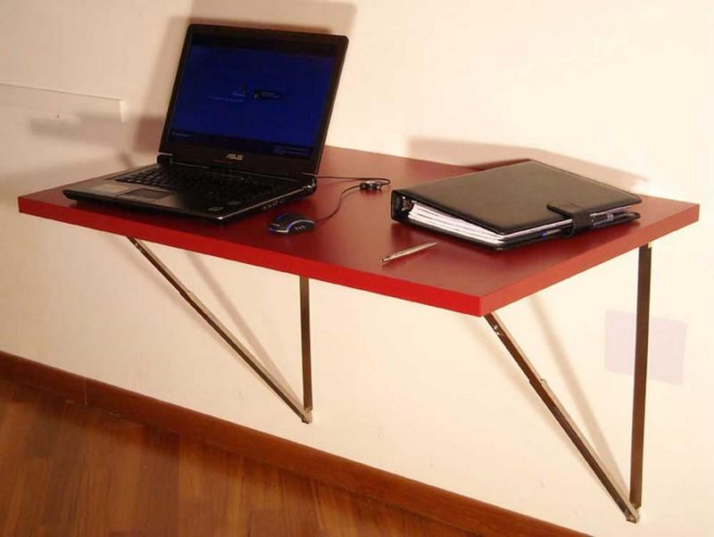 как сделать откидной стол своими руками фото