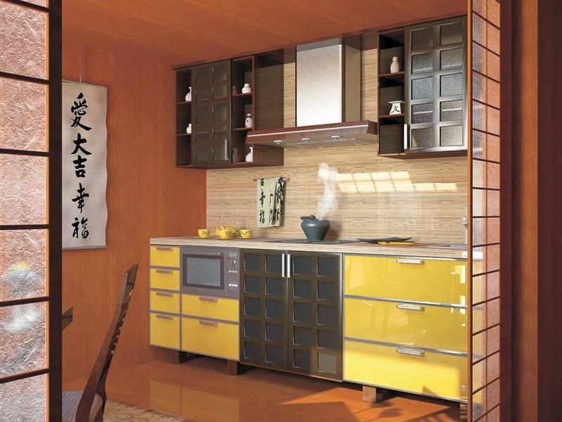 современный дизайн кухни в хрущевке фото