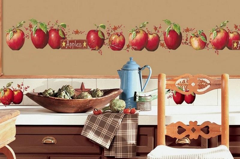 наклейки на фартук для кухни фото
