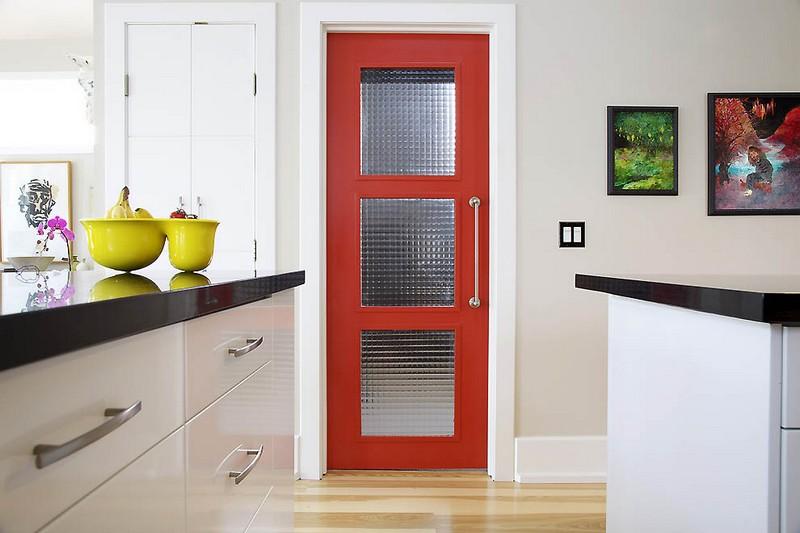 двери на кухню фото