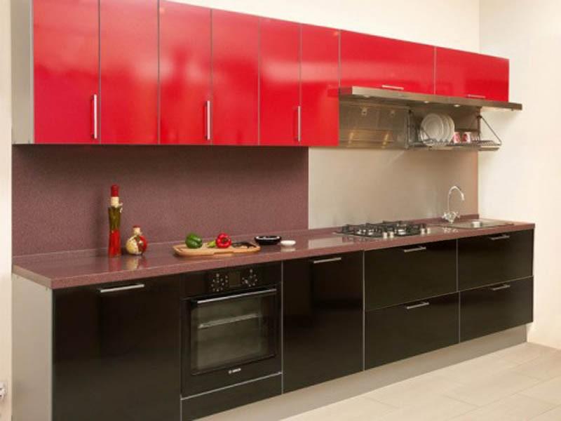 цвета кухни из пластика фото