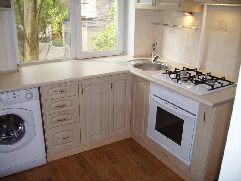 интересные идеи для маленькой кухни фото
