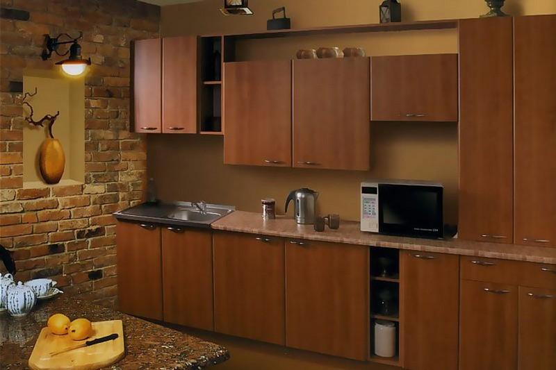 какой материал лучше для фасада кухни фото