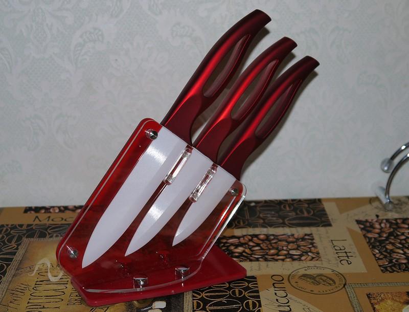 подставка для керамических ножей фото