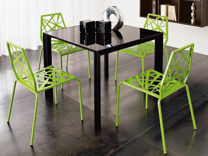пластиковые стулья для кухни фото