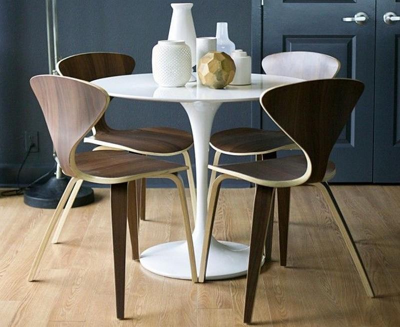 пластиковый кухонный стол фото
