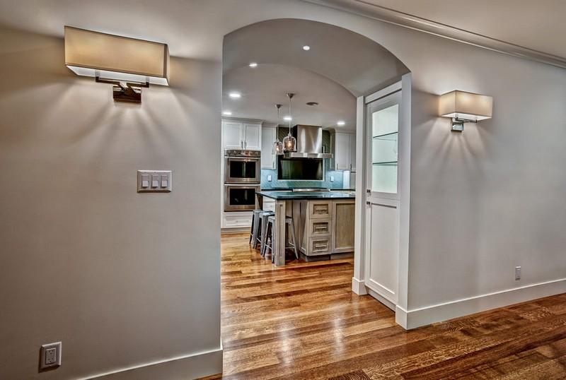 Арки на кухню вместо дверей (49 фото как оформить красивые) 64