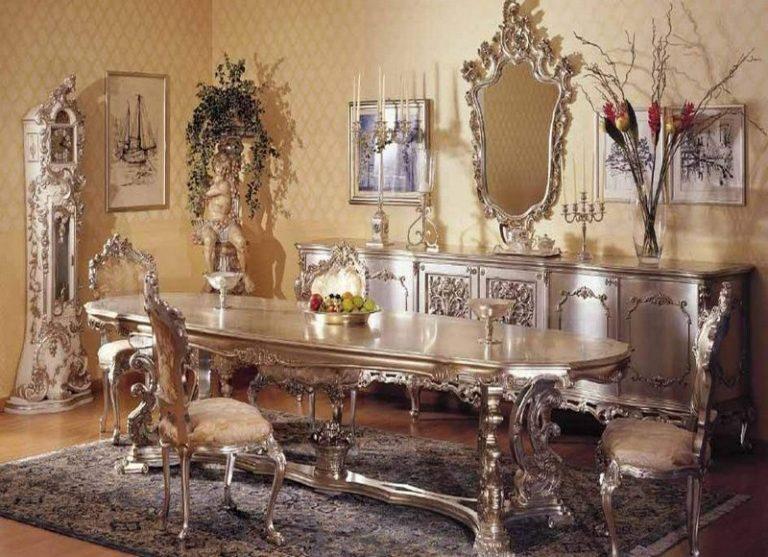 Мебель в стиле барокко своими руками 20
