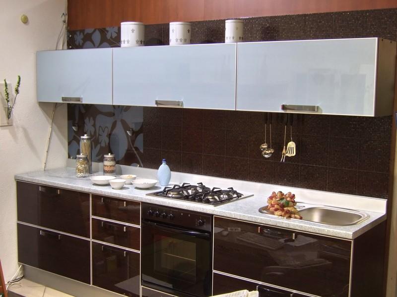 глянцевые кухни в интерьере фото