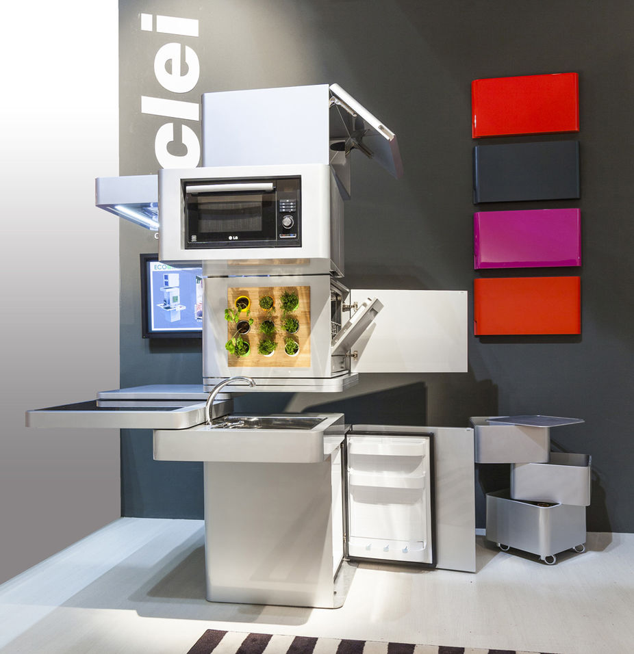 кухня трансформер фото