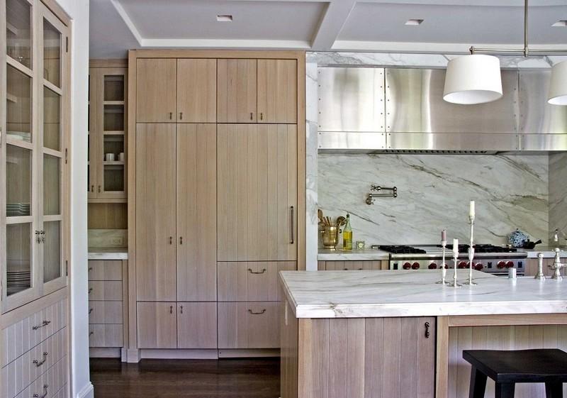 высокие шкафы для кухни фото