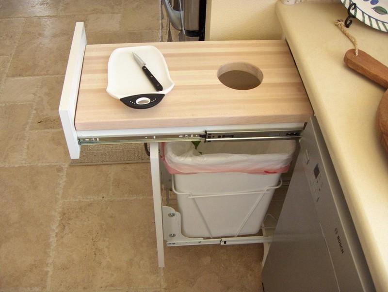 организация порядка на кухне фото